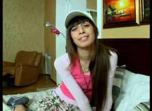 Sex-positive nubile honey offers her..