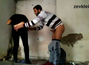 Youth turkish duo ass drilling fucking..