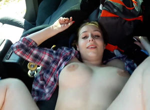 Gf has hump in the back seat